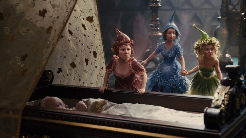 Малефисента 2 кадр из фильма
