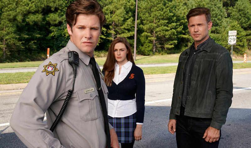 Наследие 2 сезон кадр из фильма