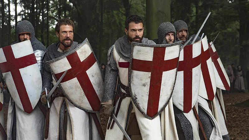 Падение ордена 3 сезон кадр из фильма