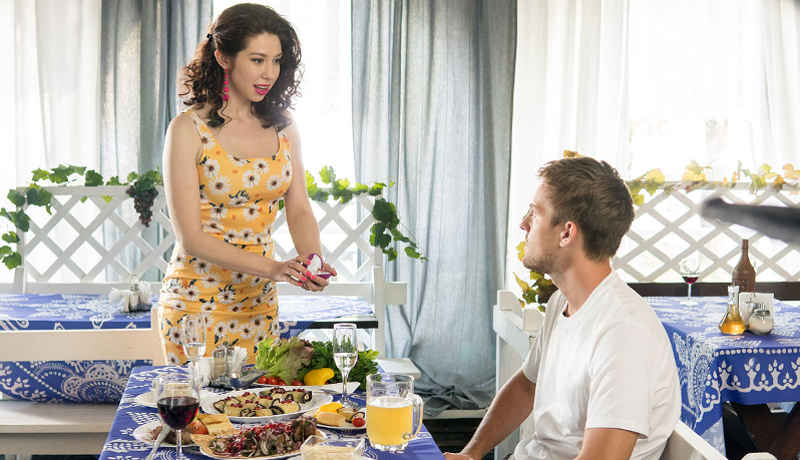 Пекарь и красавица 2 сезон кадр из фильма