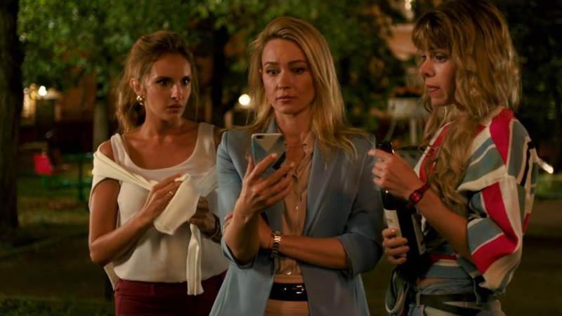 Психологини 3 сезон кадр из фильма