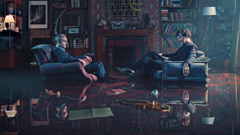 Шерлок 5 сезон картинка