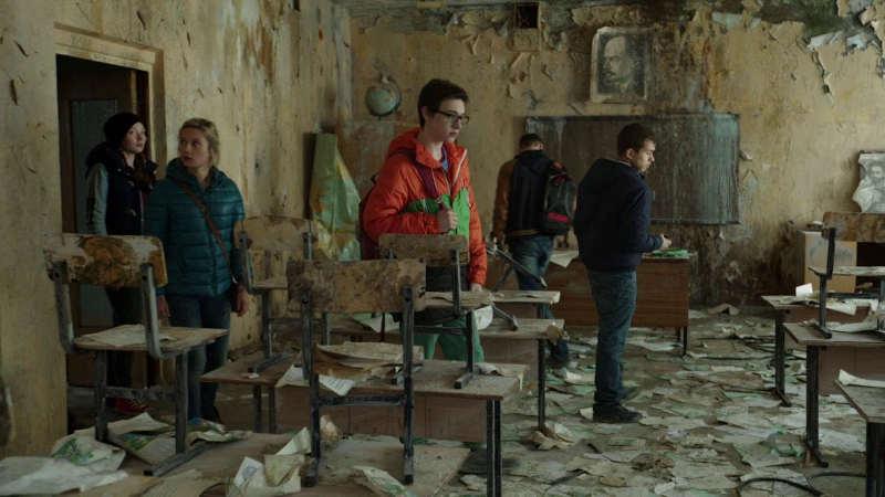 Чернобыль. Зона отчуждения (фильм) кадр из фильма