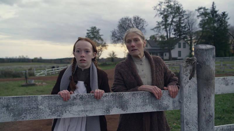 Энн 4 сезон кадр из фильма