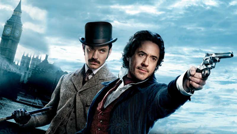 Когда выйдет Шерлок Холмс 3 фильм