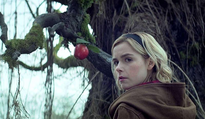 Леденящие душу приключения Сабрины 3 сезон кадр из фильма