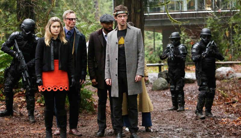 Легион 4 сезон кадр из фильма
