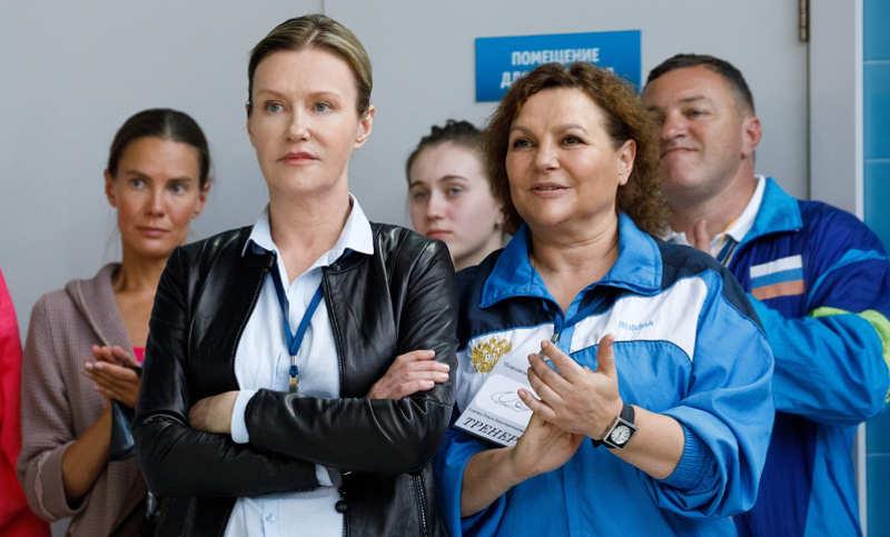 Мамы чемпионов 2 сезон кадр из сериала