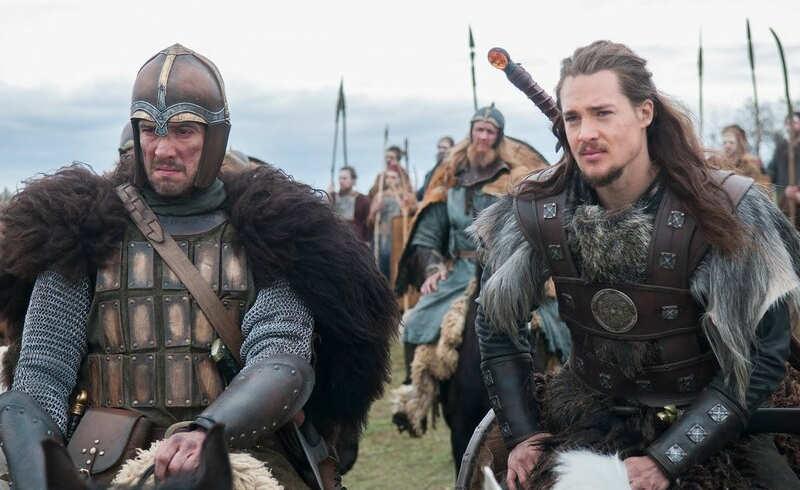 Последнее королевство 5 сезон кадр из фильма