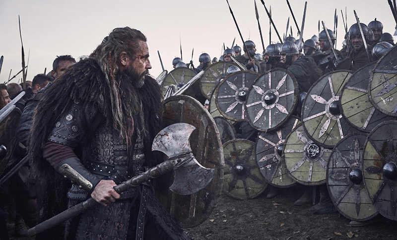 Последнее королевство 5 сезон картинка