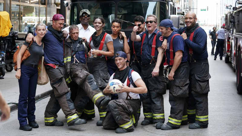 Пожарные Чикаго 8 сезон картинка