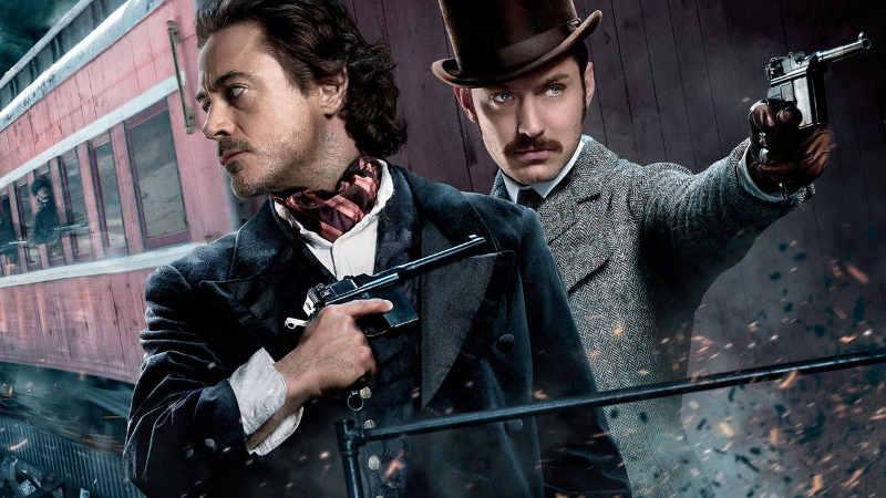 Шерлок Холмс 3 кадр из фильма