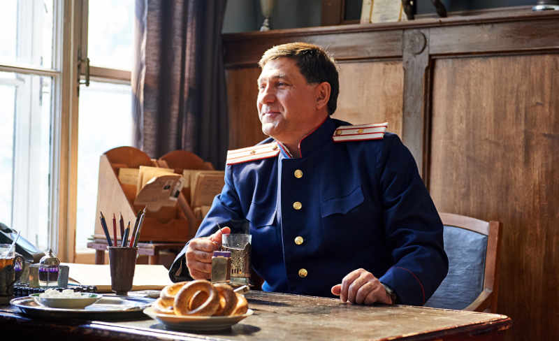 Шифр 2 сезон кадр из сериала