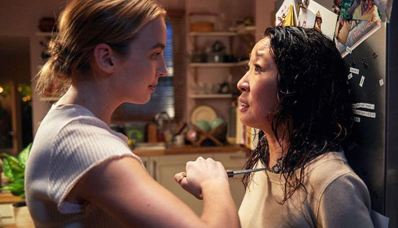 Убивая Еву 3 сезон кадр из фильма