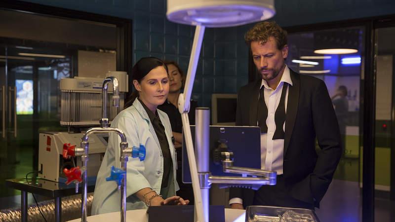 Доктор Хэрроу 3 сезон кадр из фильма