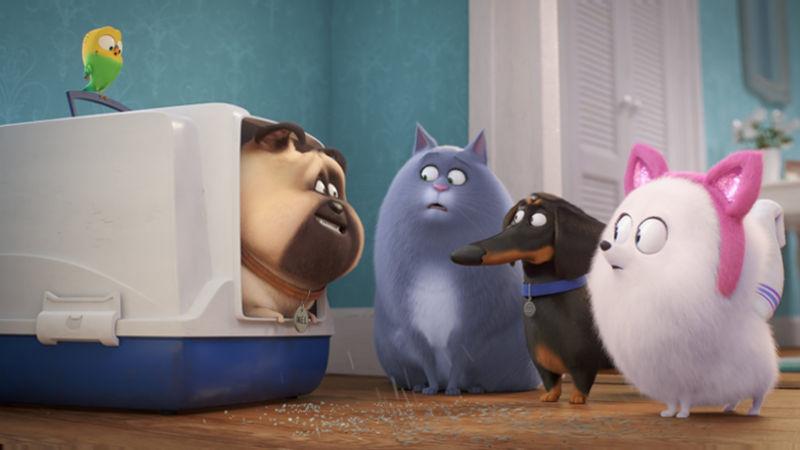 Когда выйдет Тайная жизнь домашних животных 3