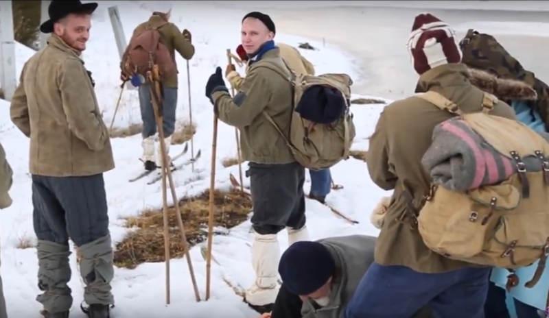 Перевал Дятлова 2 сезон картинка