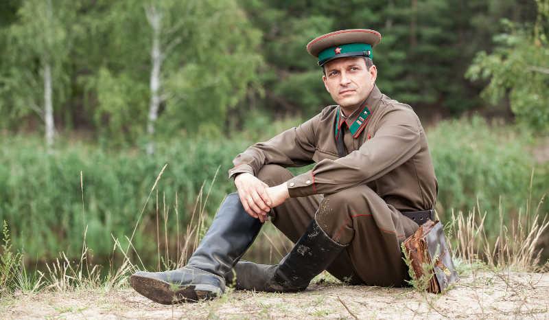 По законам военного времени 4 сезон кадр из фильма