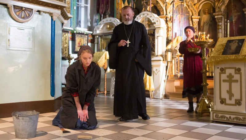 Секта 2 сезон кадр из сериала