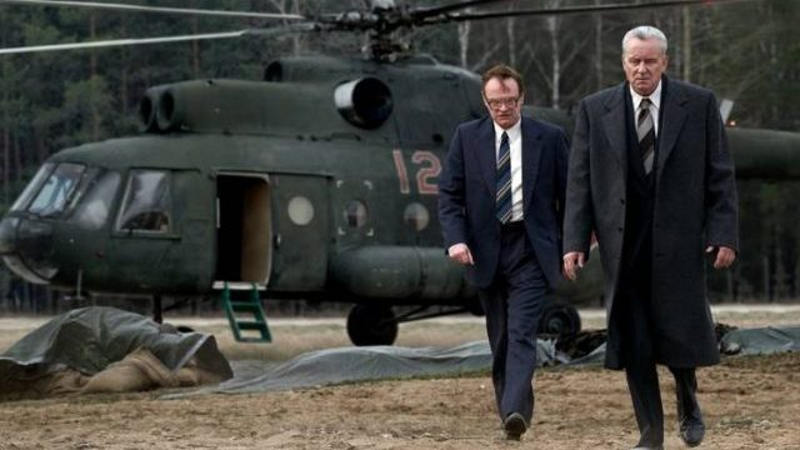 Чернобыль HBO 2 сезон кадр из сериала