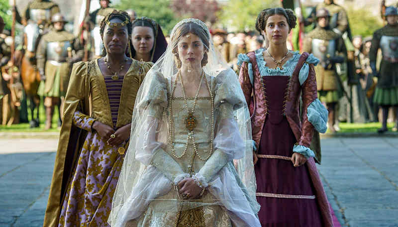 Испанская принцесса 2 сезон картинка