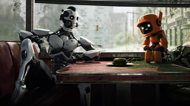 Когда выйдет мультфильм Любовь, смерть и роботы 2 сезон