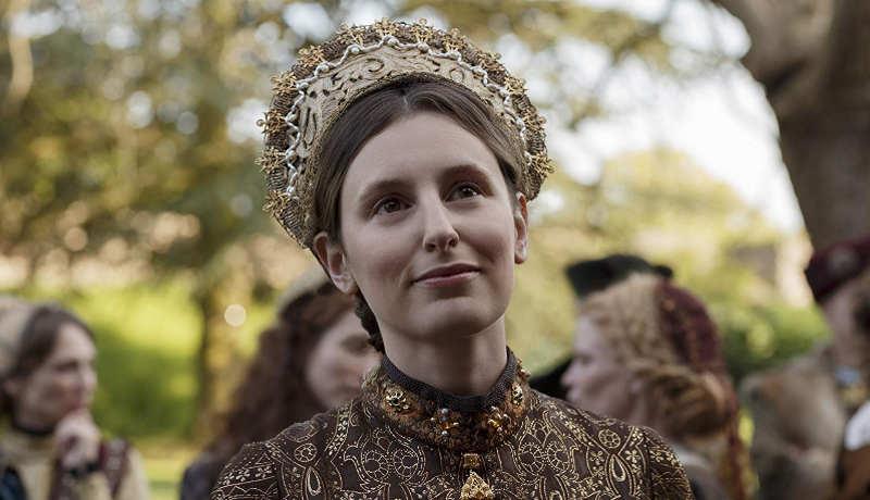 Когда выйдет сериал Испанская принцесса 2 сезон
