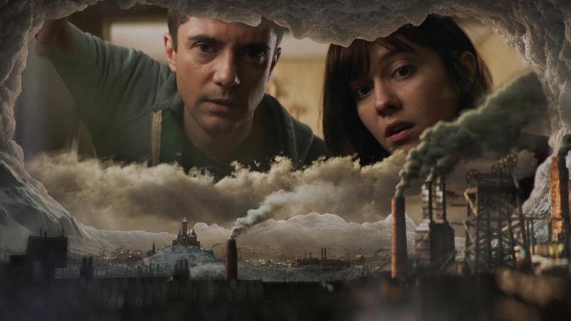 Любовь, смерть и роботы 2 сезон кадр из мультфильма