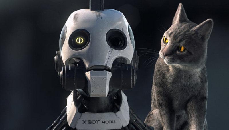 Любовь, смерть и роботы 2 сезон картинка