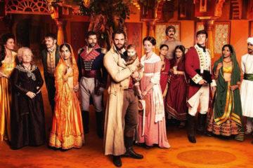 Поместье в Индии 2 сезон дата выхода сериала