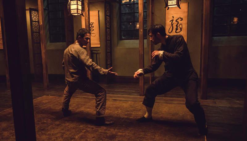 Воин 2 сезон кадр из сериала