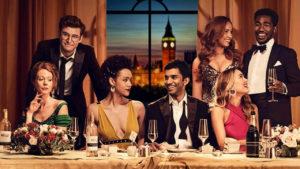 Четыре свадьбы и одни похороны 2 сезон дата выхода сериала