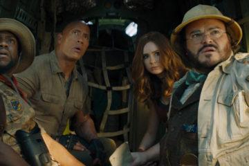 Джуманджи 3: Новый уровень трейлер фильма