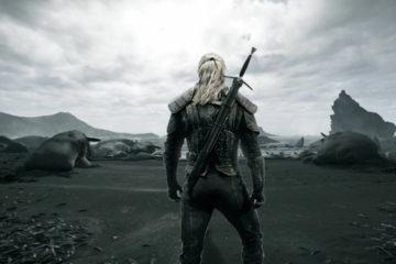 Первые кадры Ведьмак новость