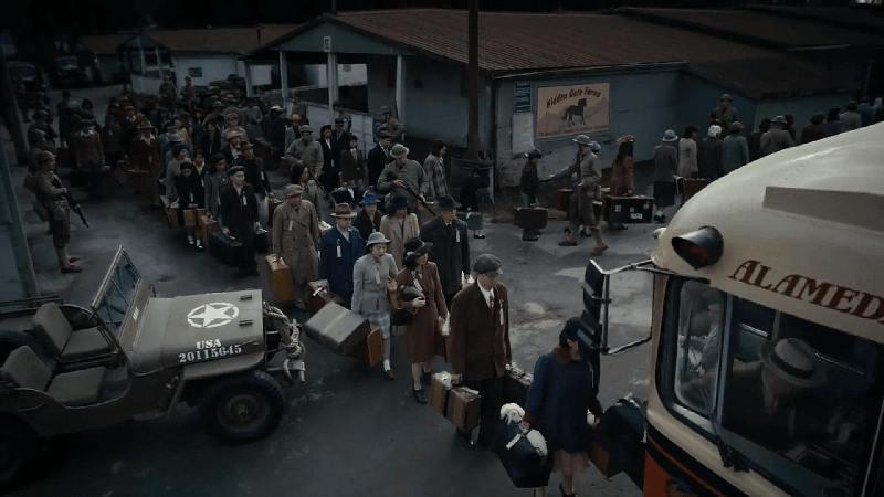 Террор 3 сезон кадр из сериала