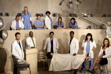 Анатомия страсти 17 сезон дата выхода сериала
