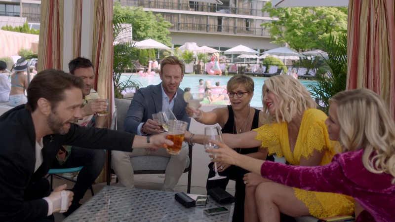 Беверли Хиллз/ BH 90210 2 сезон кадр из сериала