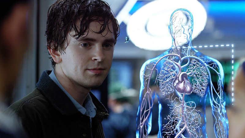 Хороший доктор 4 сезон кадр из сериала