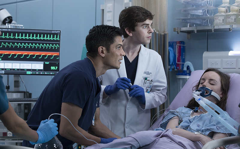 Хороший доктор 4 сезон картинка