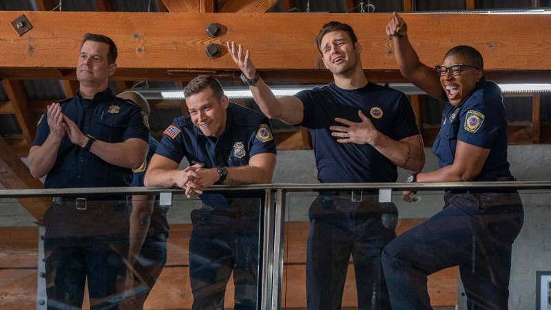 Когда выйдет сериал 911/ Служба спасения 9-1-1 4 сезон