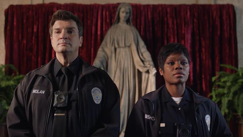 Новичок 3 сезон кадр из фильма
