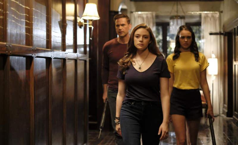 Наследие 3 сезон кадр из сериала