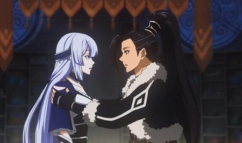 Великий правитель 2 сезон кадр из аниме