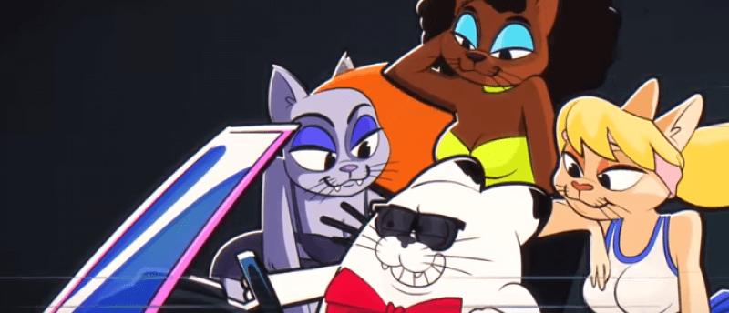Кот Кокос с друзьями