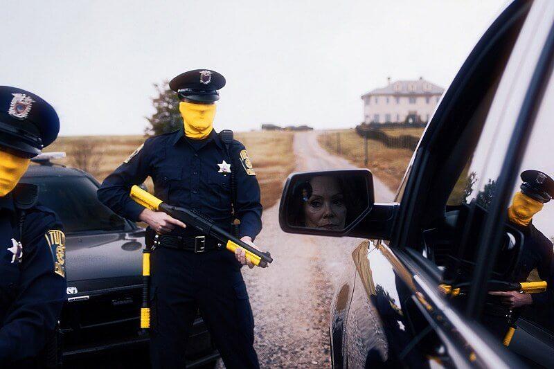 Полицейские в сериале Хранители 2 сезон