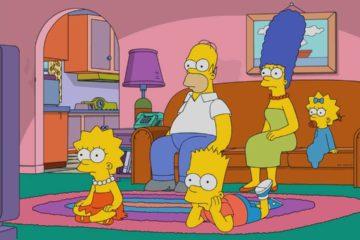 Дата выхода Симпсоны 32 сезон