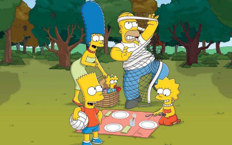 Симпсоны 32 сезон Гомер