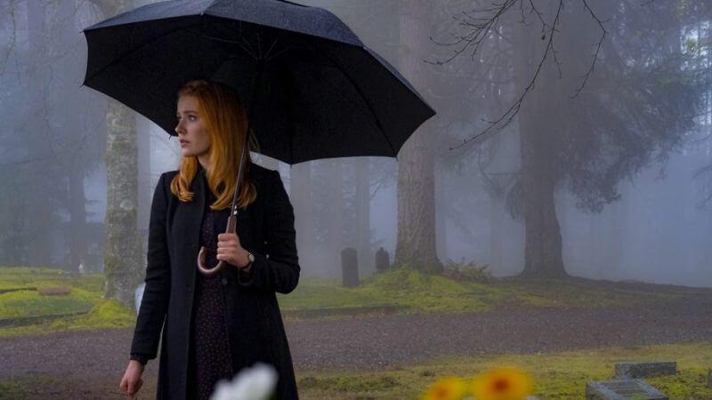 Кадр из сериала Нэнси Дрю