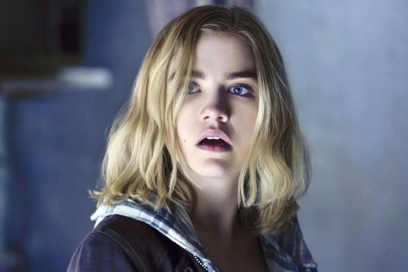 Мэдди Хассон в сериале Импульс 3 сезон