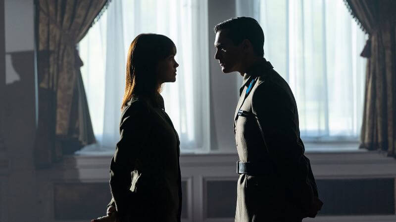 Кадр из сериала Тредстоун 2 сезон